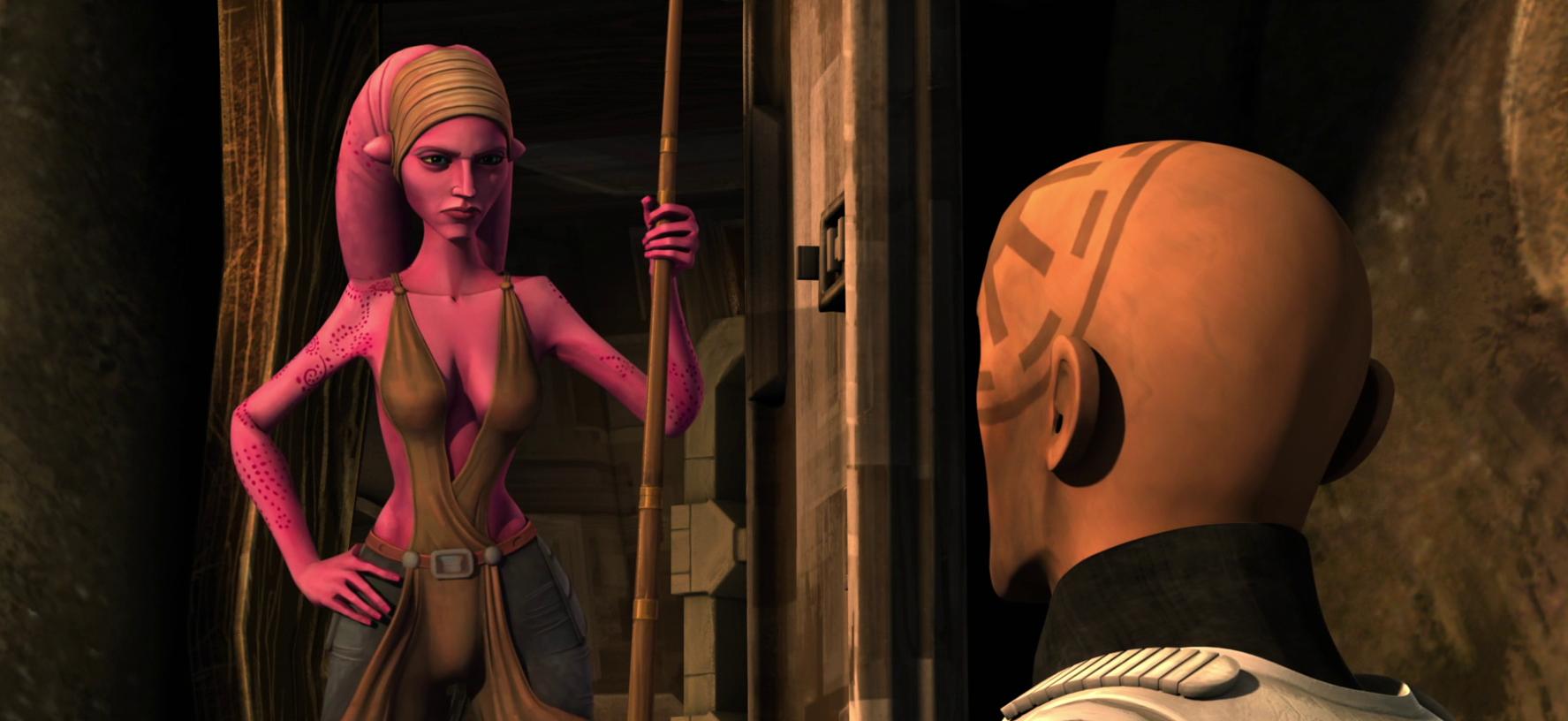 Starwars the clone wars sex erotic clip