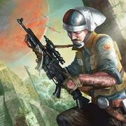 A280 blaster rifle - SWGTCG