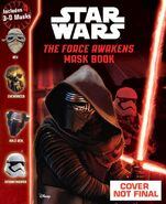 The Force Awakens Mask Book temp cover