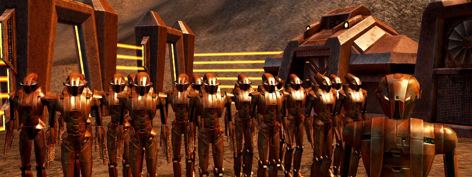 Hk 47 S Droid Army Wookieepedia Fandom Powered By Wikia