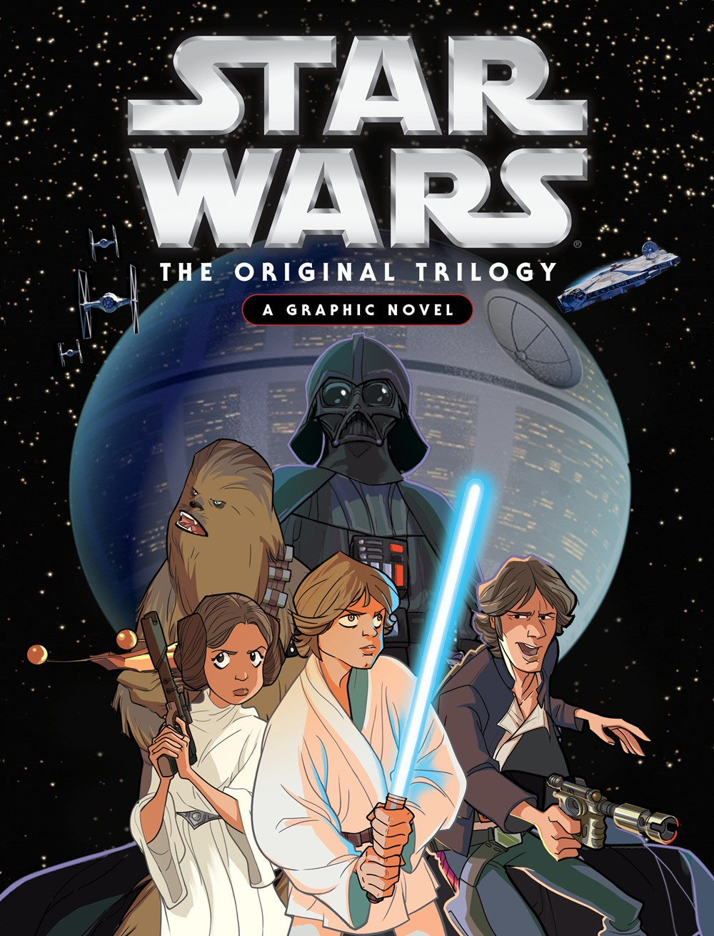 Comics A V Star Wars The Original Trilogy A Graphic Novel Discussion Thread Jedi Council Forums
