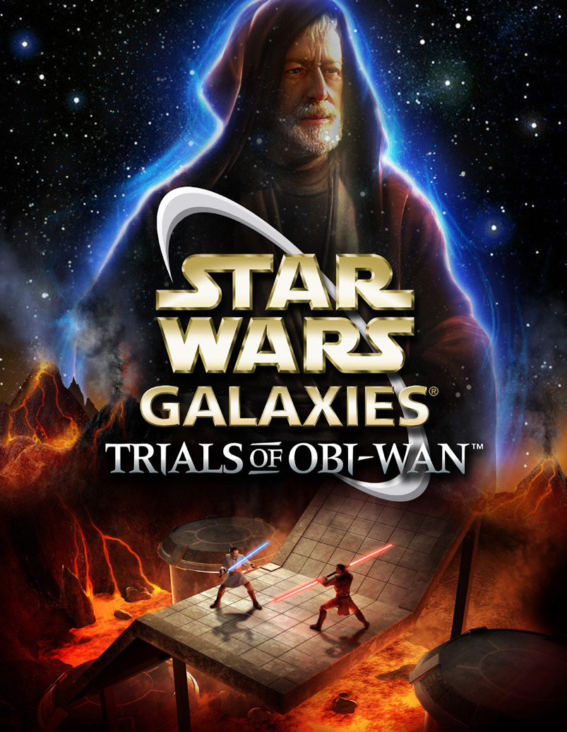 Star Wars Galaxies: Trials of Obi-Wan | Wookieepedia