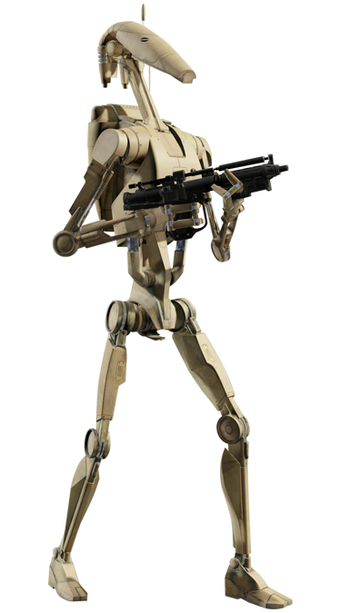 battle droid wookieepedia fandom powered by wikia. Black Bedroom Furniture Sets. Home Design Ideas