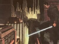 Jedi Coruscant Peacekeeper