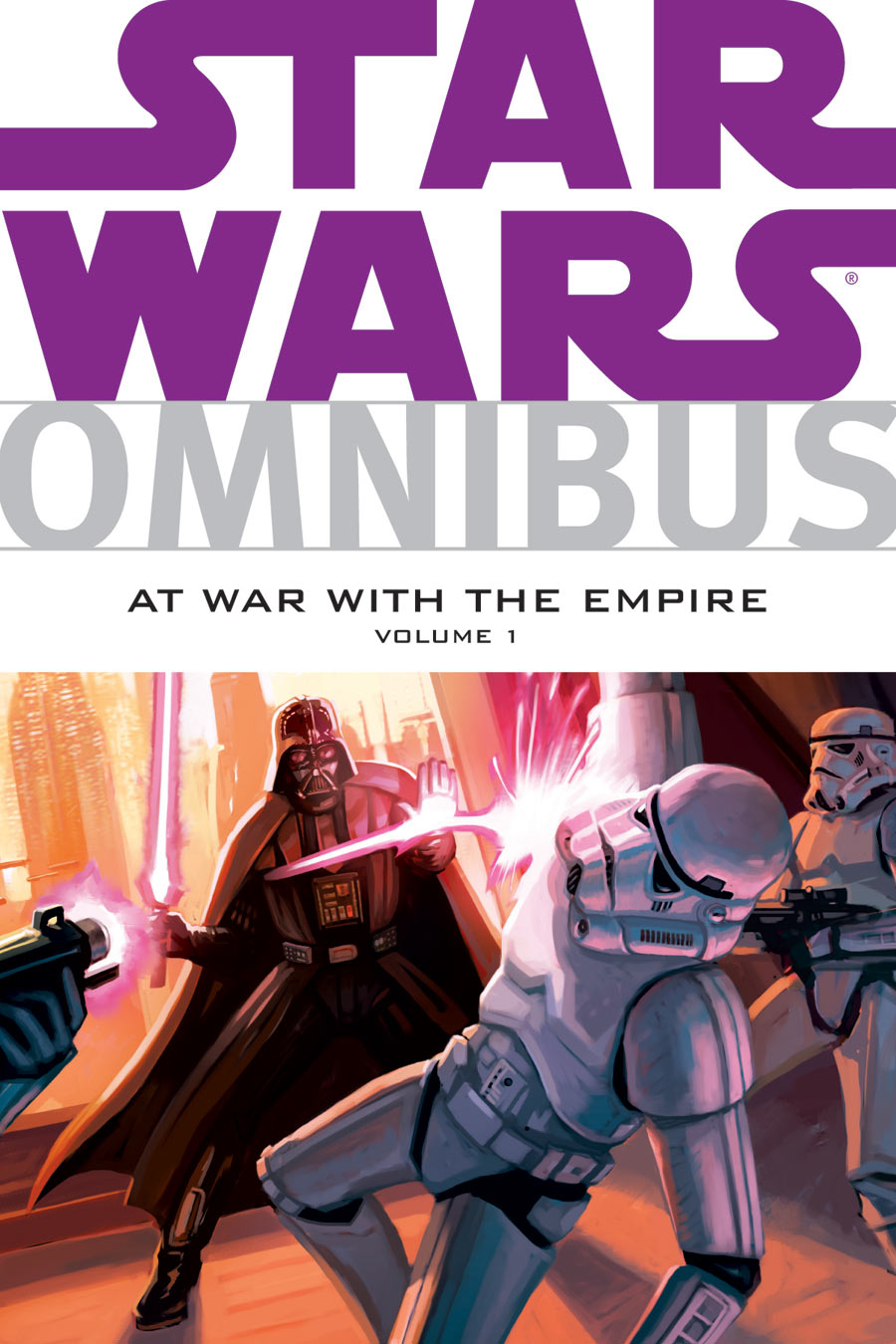 Star Wars Omnibus: At War with the Empire Volume 1   Wookieepedia   FANDOM powered by Wikia