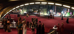 Coruscant wealthy