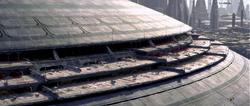 Senatorial docking bays