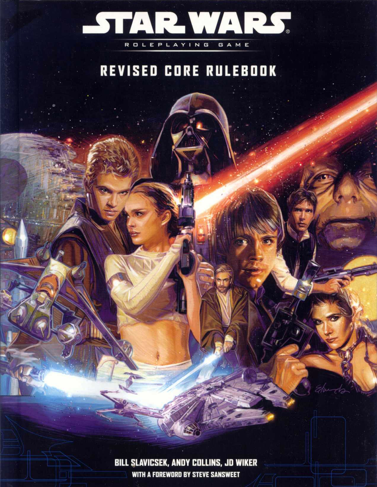 Image result for star wars rpg