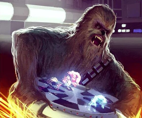 File:Let the Wookiee Win by Francisco Rico Torres.jpg