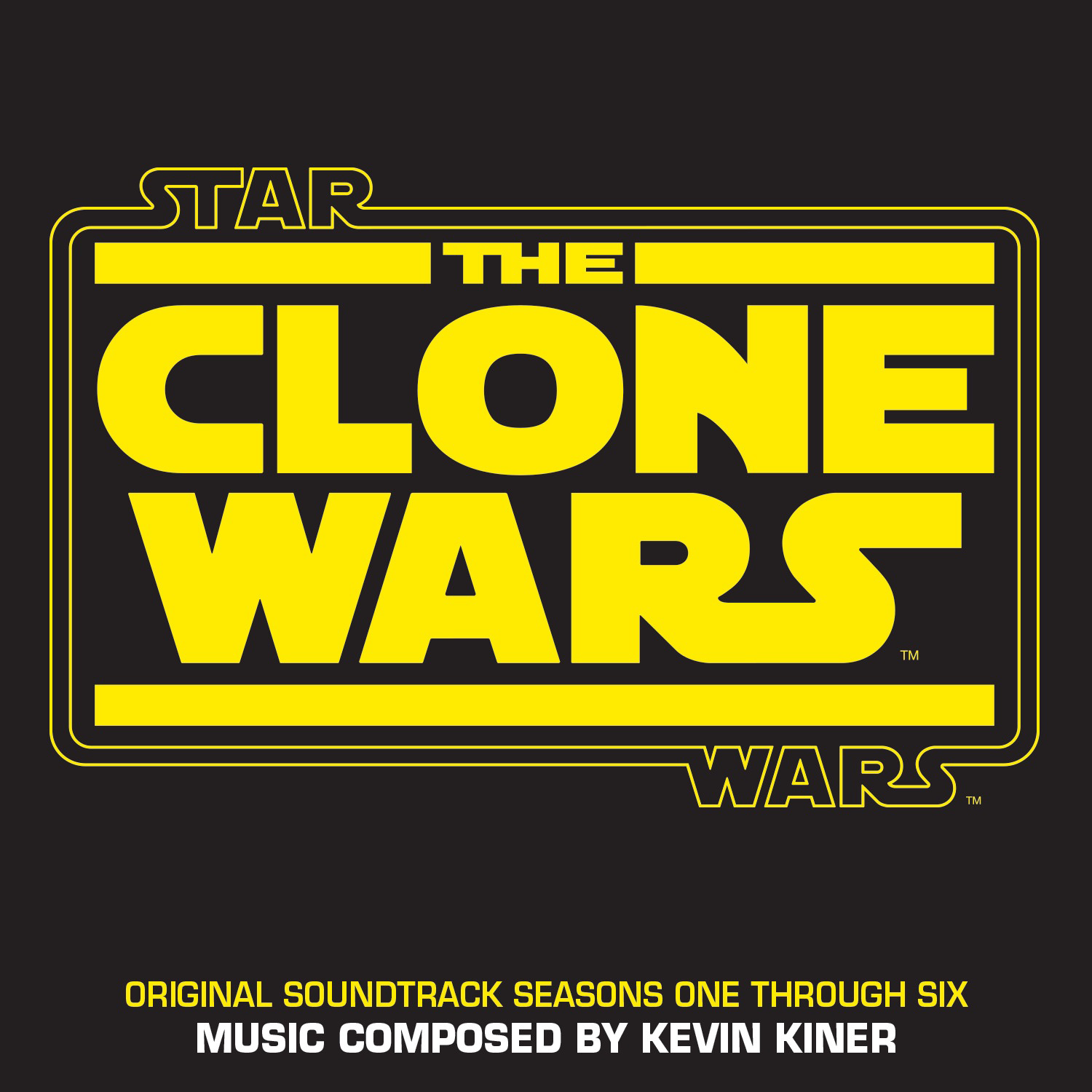 Star Wars The Clone Wars Original Soundtrack Seasons