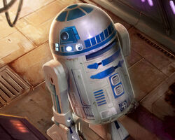 R2-D2 - SWGTCG