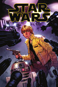 Star Wars Trade Paperback Volume 2 Cover
