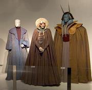 Dressing a Galaxy Senate trio