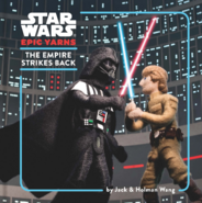 Epic Yarns The Empire Strikes Back Cover