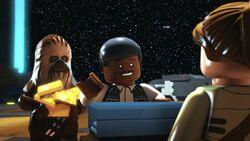 Chewie Calrissian Lost Treasure