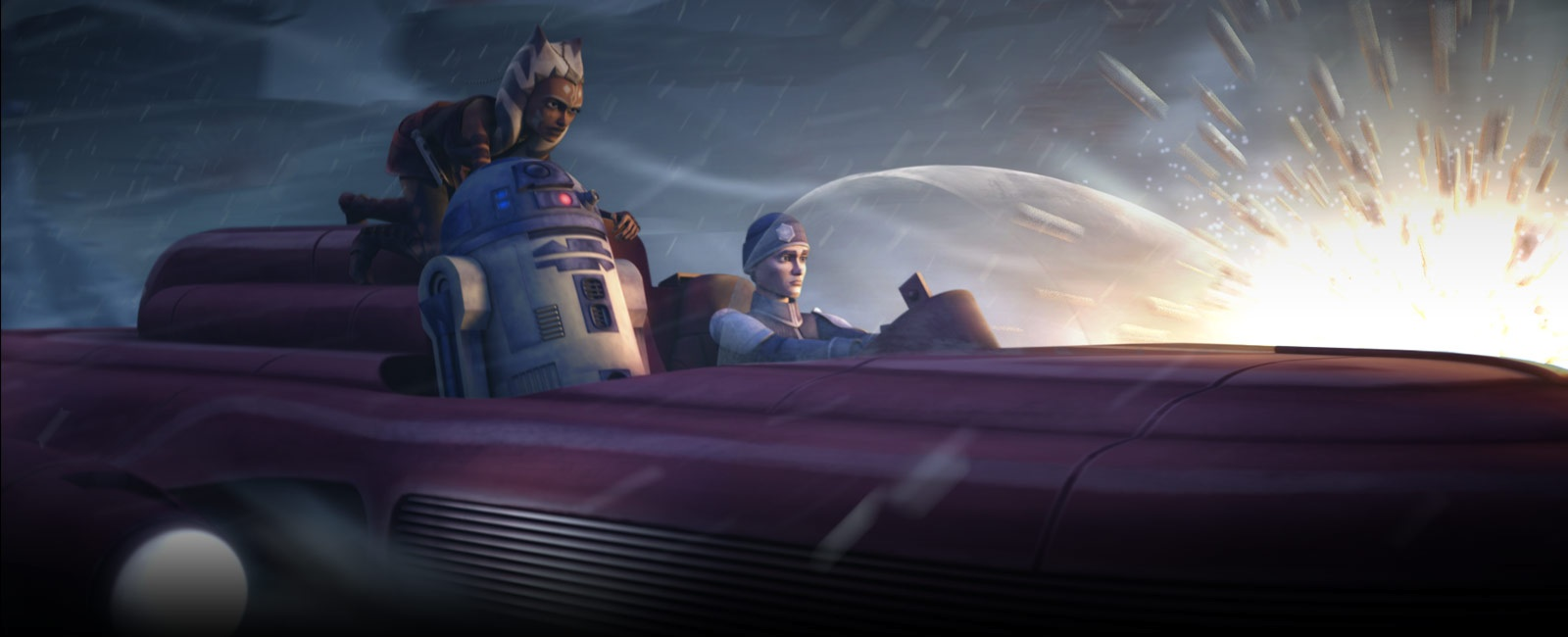 Star Wars: The Clone Wars - December 6th