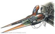 Geonosian Fighter