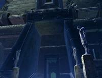 Dark Temple entrance