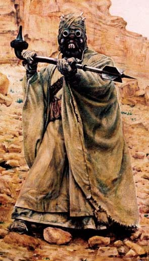 Tusken Raider | Star Wars Mush Wiki | FANDOM powered by Wikia