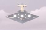 Star Destroyer back