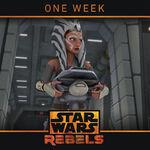 The Lost Comanders One Week