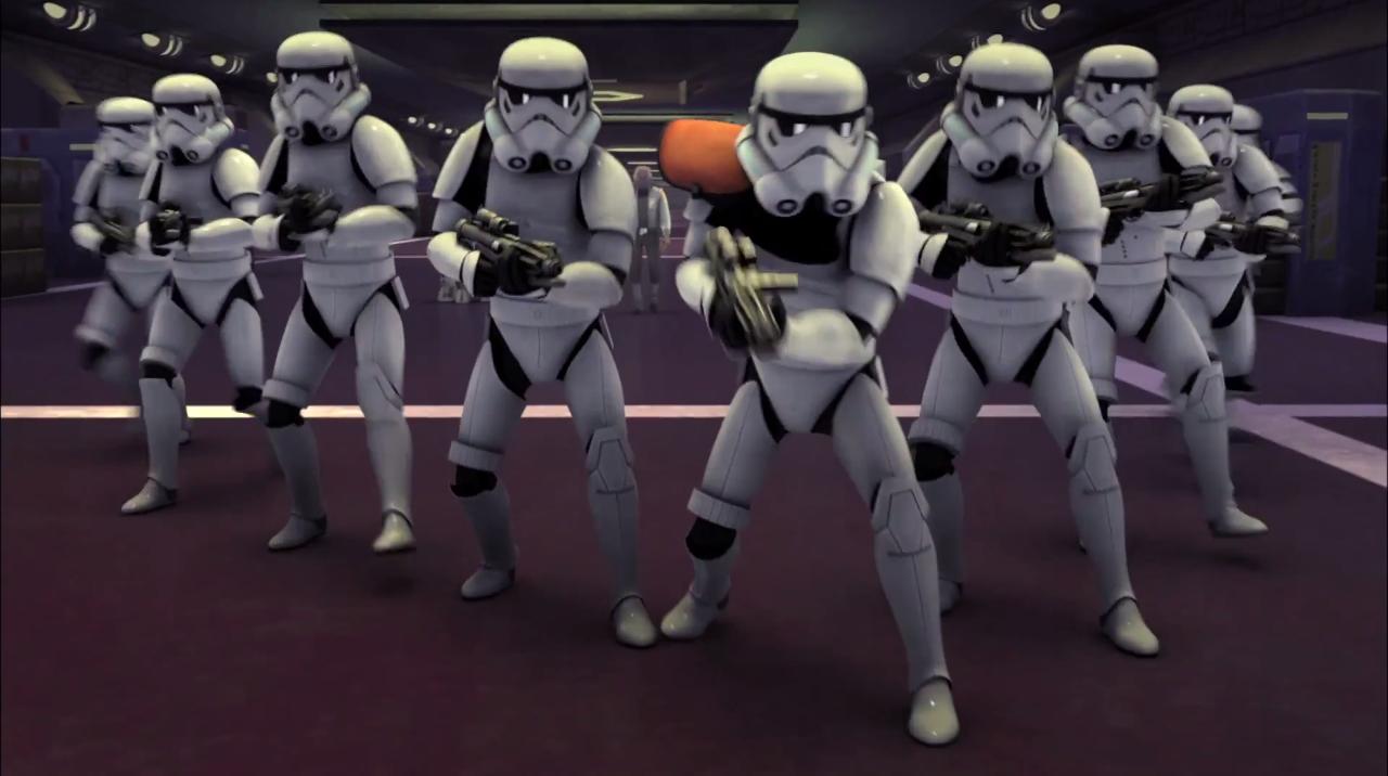 Image result for stormtroopers star wars rebels
