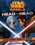 Star Wars Rebels Head to Head cover