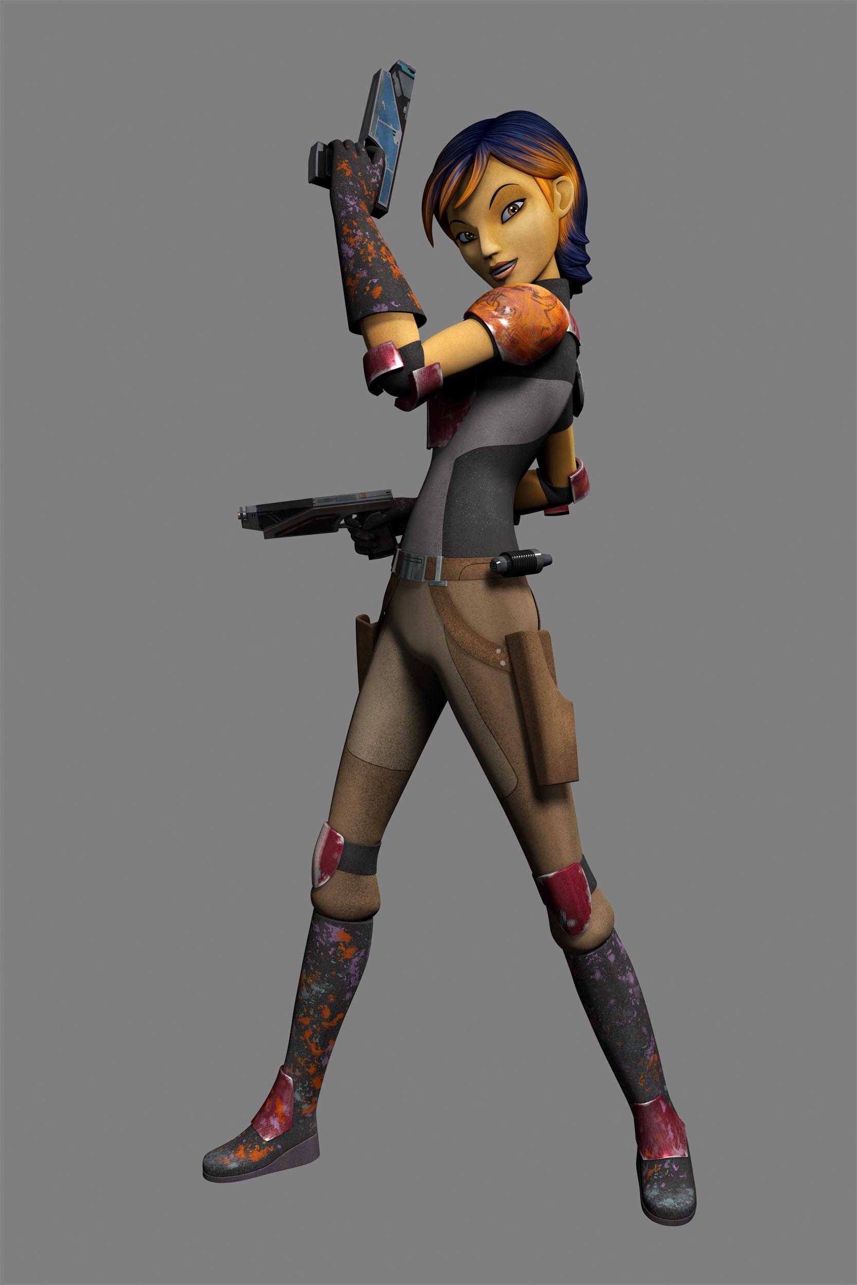 Sabine Wren | Star Wars Rebels Wiki | Fandom powered by Wikia