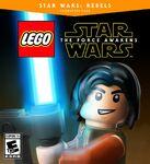 Lego Star Wars The Force Awakenes Ezra Promo Rebels DLC Pack