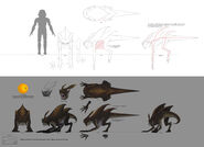 Out of Darkness Concept Art 13