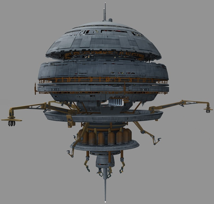 Imperial construction module star wars rebels wiki fandom powered by wikia - Module de construction ...