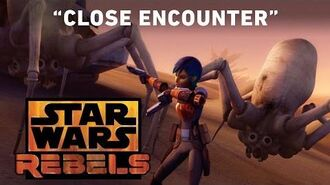 Close Encounter - The Mystery of Chopper Base Preview Star Wars Rebels