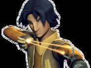 Ezra Bridger's energy slingshot