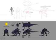 Out of Darkness Concept Art 10