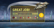 Level completed Christophsis (Ghost Raid)