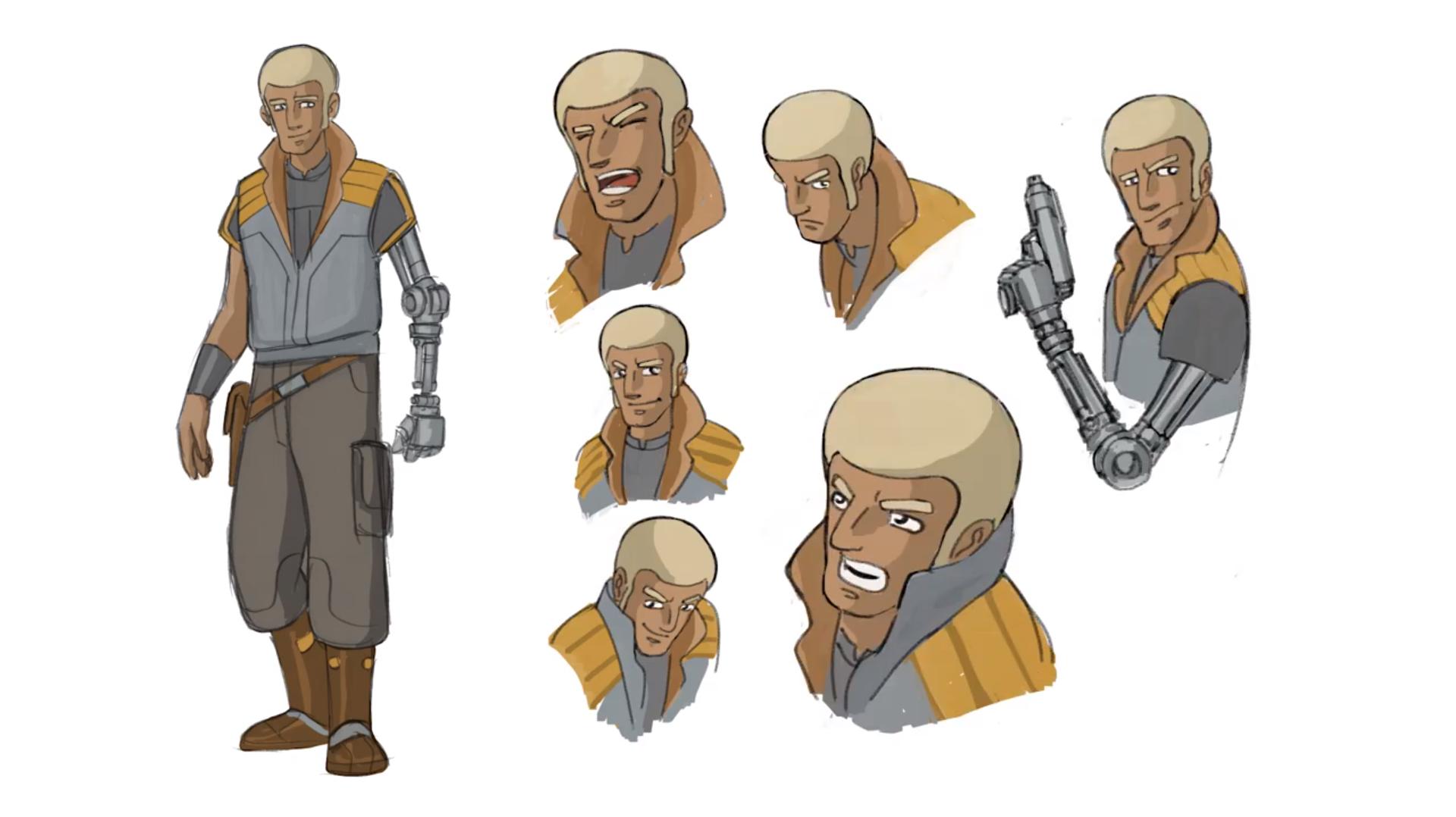 Image - Kanan concept 2.png | Star Wars Rebels Wiki ...