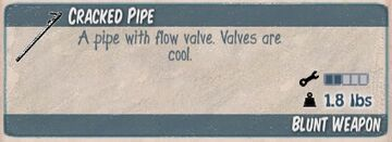 Pipe-cracked