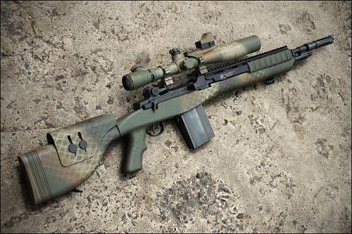 Image - M14 dmr custom by drake uk-d2iwdok.jpg | State of ... M14 Ebr Airsoft