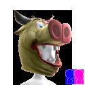 Swine & Bovine Mask