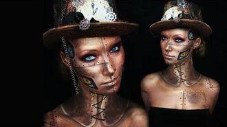 Steampunk Makeup Tutorial Request