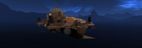 Airship Delta
