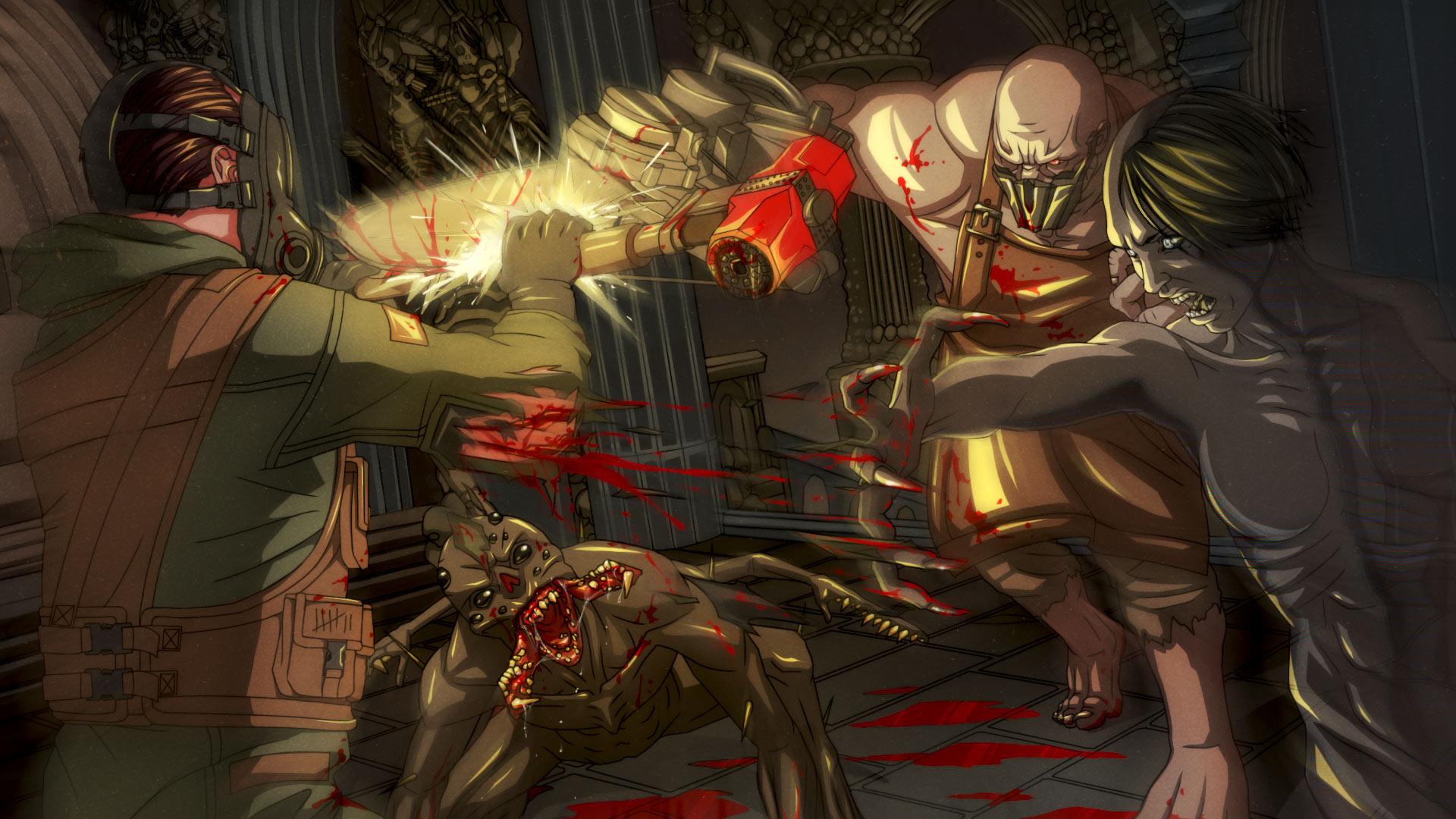 Killing Floor 2 - Scrake Chainsaw