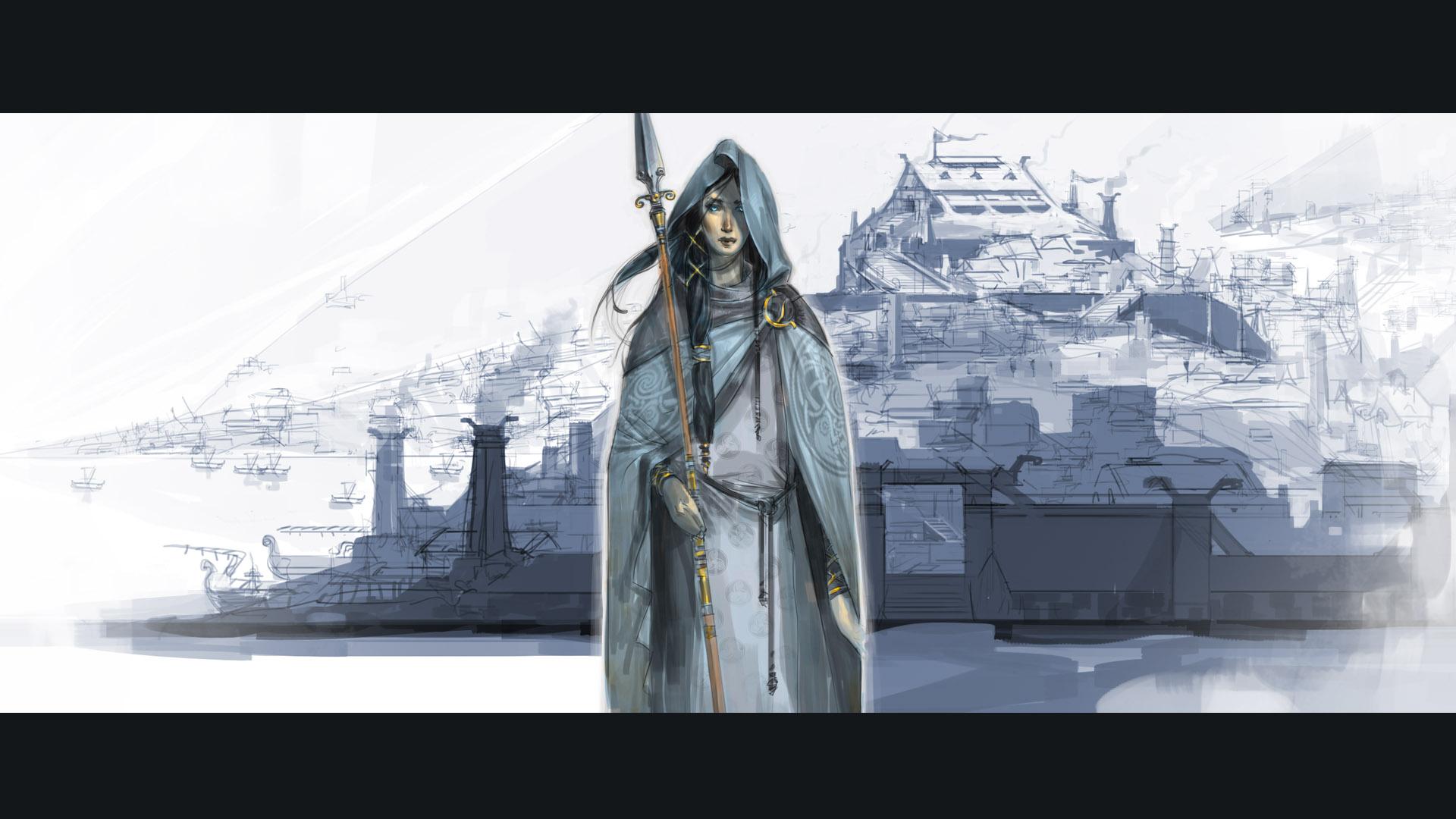 The Banner Saga Wallpaper: Steam Trading Cards Wiki