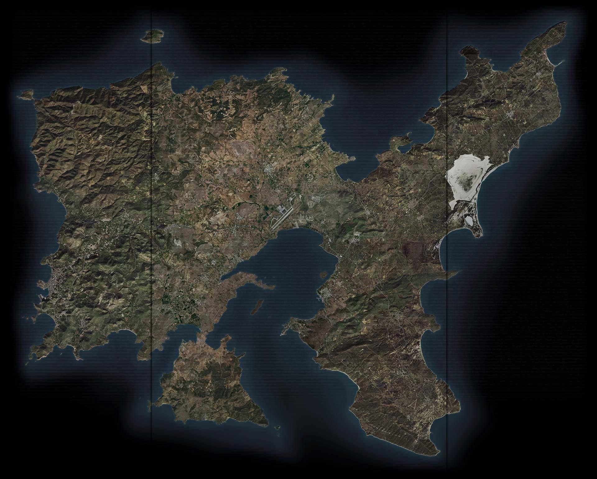 Arma 3 Epoch Map