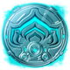 Warframe Badge Foil