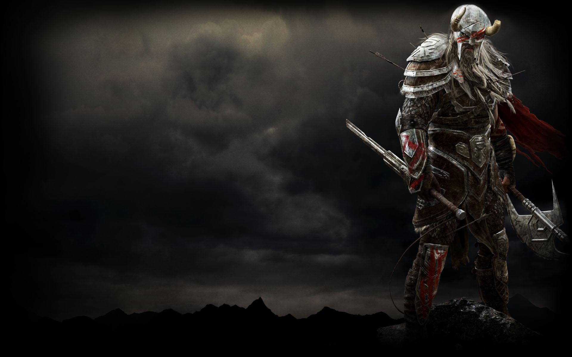 Elder Scrolls Online Nord Wallpaper