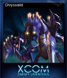 Xcom Chryssalid XCOM: Enemy Unknown - ...