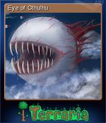 Terraria Card Eye of Cthulhu