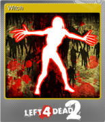 L4D2 Witch Small F