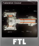 FTL FederationCruiser Small F